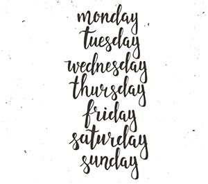 Weekly Meetups