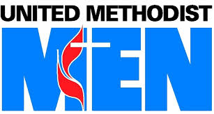Logo for the United Methodist men.